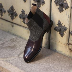 bespoke boots and shoes