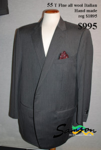 Mens ready made Suits