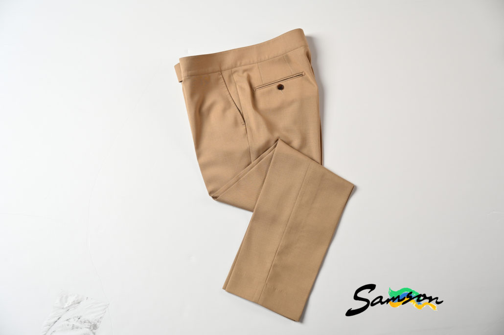 Summer washable slacks